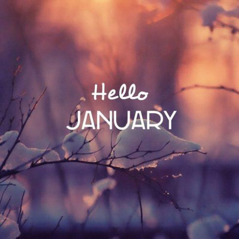 Nieuwsbrief Januari
